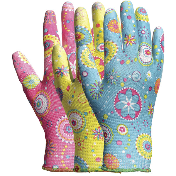 EXCEPTIONALLY COOL™ Patterned Gloves