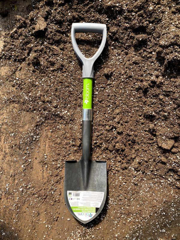 Bond Bloom Mini D Handle Shovel